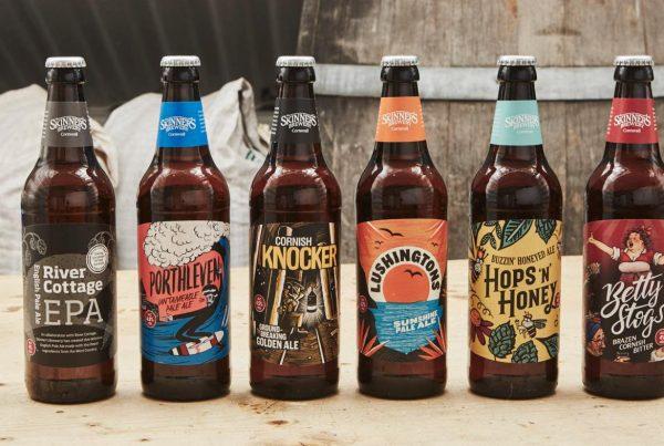 Skinners beers