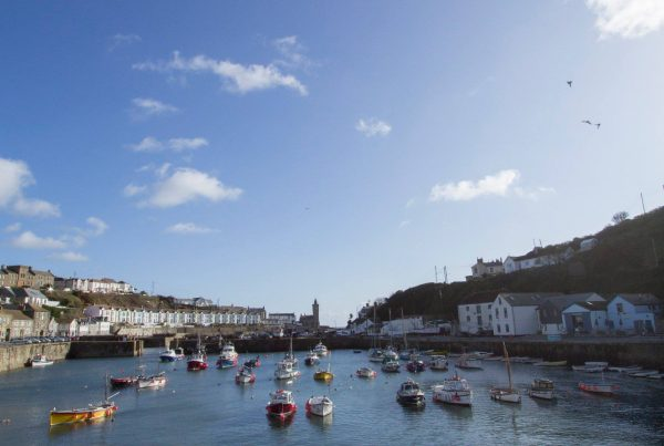Porthleven - neighbourhood Plan work by Mightier Words